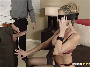 The spouse of Brandi love lets her pummel a different stud