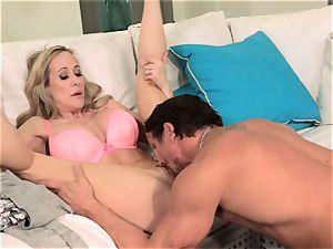 sexy wifey Brandi love gets her spouse back