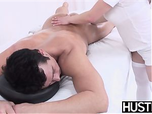 beautiful japanese Mia Ryder deep throats and rides a enormous dick