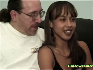 Ed Powers smashes the ass of a sweetheart
