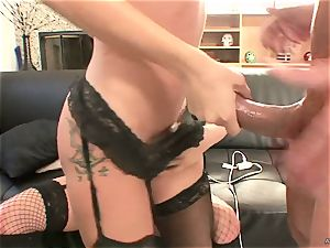 wild Tory Lane gives Amy Brooke a dual dipping