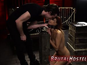 superior cop and extraordinary restrain bondage group sex first-ever time poor little Jade Jantzen, she just