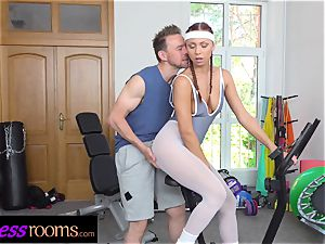 sport apartments Morgan Rodriguez torn stockings