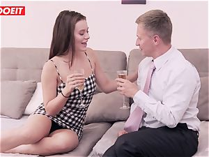 LETSDOEIT - Lana Rhoades fucked rock-hard At pornography Academie