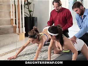 DaughterSwap - hot daughters Get spread