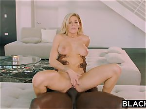 BLACKED Jessa Rhodes NEEDS Some big black cock RIGHT NOW