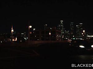 BLACKEDRAW Adriana Chechik Needs A dual dosage Of big black cock