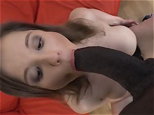 Real multiracial casting pov big baps milky babe fuck
