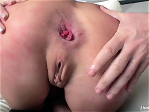 LiveGonzo Amy Brooke In enjoy With ass fucking activity