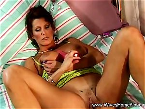 fantastic Housewife Alone And jerking