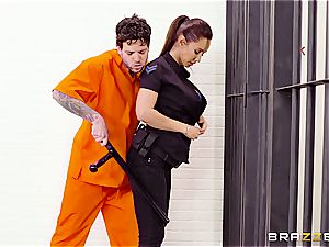 Don't droplet the soap in Brazzers jail