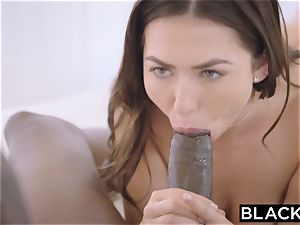 BLACKED The best multiracial muddy oral job