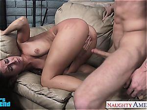 smallish jugged Cassidy Klein porking