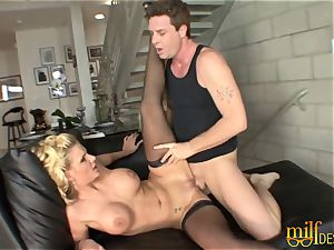 adult movie star Phoenix Marie pulverizes With hefty beef whistle