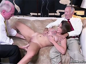aged dude nubile anal hd Ivy amazes with her yam-sized cupcakes and butt