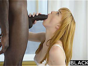 BLACKED German nubile Anny Aurora gets Monster black meatpipe
