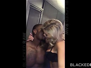 BLACKEDRAW Jessa Rhodes luvs Late Night big black cock