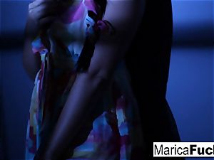 chinese adult movie star Marica gets nude