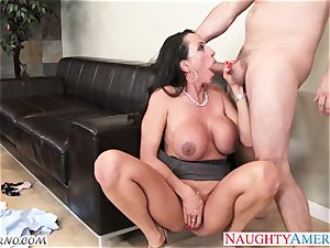 Ariella Ferrera - pummel me or I'll tell your wife everything about you