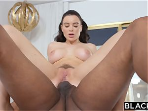 BLACKED Lana Rhodes Can't Stop cuckold With buttfuck bbc
