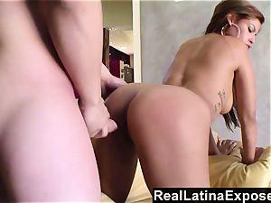 RealLatinaExposed Bridgette B banged on
