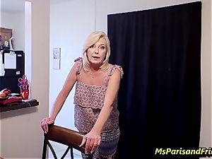Ms Paris Rose in Paying Your Debt with My cunny