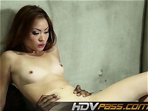 HDVPass Sissy cheating sees Kim blossom tear up a bbc
