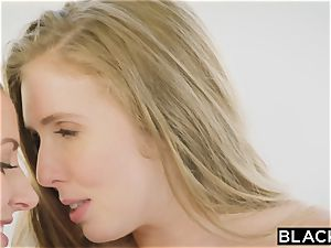 BLACKED Thrilling 3some Compilation