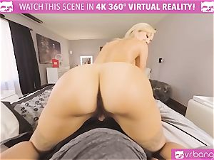 VRBangers.com-MILF is sticking a electro-hitachi in her honeypot