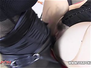 female domination spanks tart slit toys face pummels and missionary